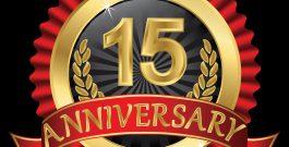 15-jähriges Vereinsjubiläum und Sommerfest