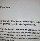 Offener Brief