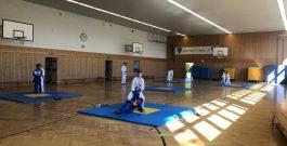 Endlich wieder Judo